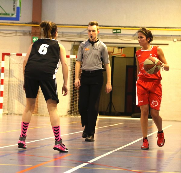 Basket : L'invité du samedi : Elise Van Schoorisse - TEF Kain B