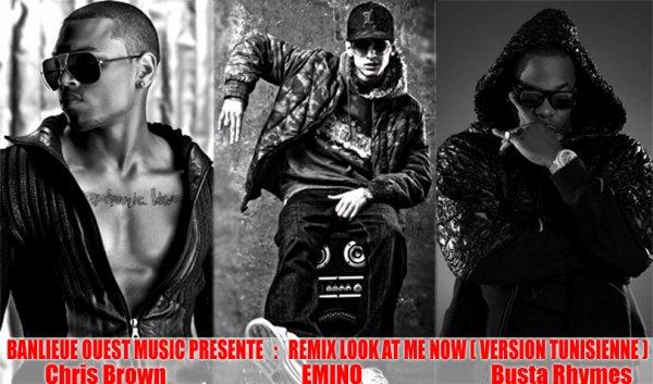Bient�t Le remix de Look at me now Version Tunisienne