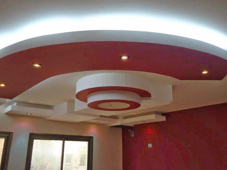 Adorable faux plafond faux plafond suspendu et tendu - Faux plafond suspendu lumineux ...