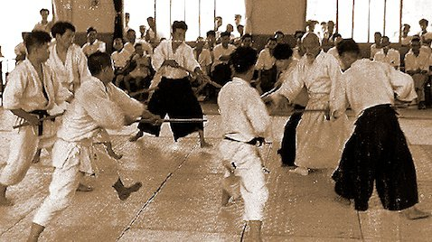 Les 10 points clé en Aikido /1