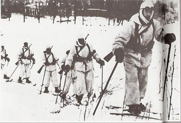4- L'armistice , nouvelles possessions Soviétiques dans le grand Nord .