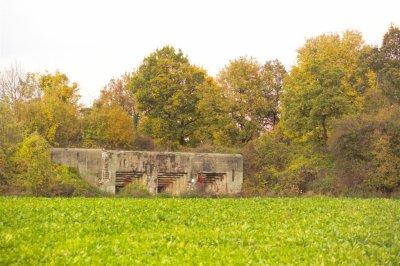 Le fort d'Eben - Emael aujourd'hui.