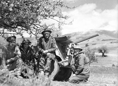 6-  Vévi et la prise du défilé de Klidi le coup de force de la 1 LSSAH .