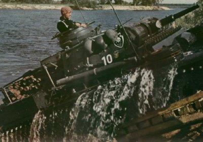 traverser du Beug 22 juin 1941