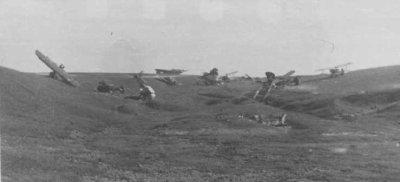 18 - Le chant du Cygne des V.V.S du 22 au 23 juin 1941.