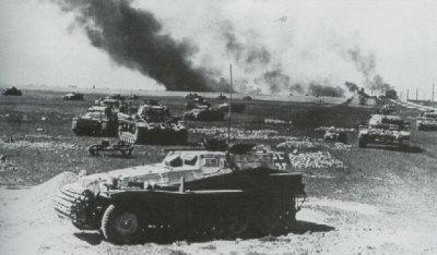 20 - Secteur Sud. La bataille de Brody le 1er Panzer Gruppe évite la catastrophe de peu. Du 26 au 30 juin 1941.