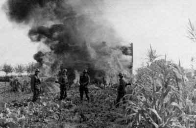23 - Blitzkrieg à l'Est Bilan depuis le 22 juin 41.