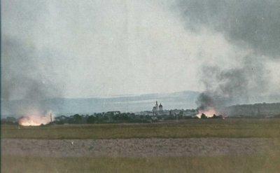 28 - Situation secteur du front Nord.