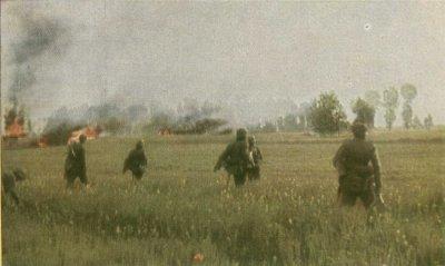 29 - la Bataille de Moscou  du 30 septembre 1941 au 22 janvier 1942 coup d'arrêt à l'Est .1- contexte.