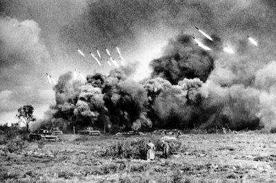 30 - Bilan de l'opération Barbarossa du 22 juin au 5 décembre 1941 ( avant la contre attaque Soviétique de dégagement de Moscou ).