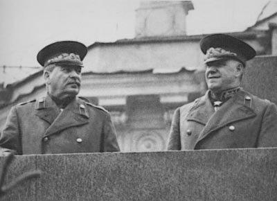 33 - Gueorgui Konstantinovitch Joukov le héro de Staline .