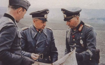 52 - La bataille de Rjev. 17 janvier au 24 février 1942 : le général brigand au secour du G.A Centre , Walter Model arrive