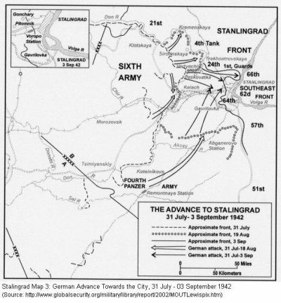 70 - Stalingrad - Seul le vent en reviendra. ( 1er partie ).