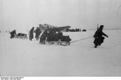 72- Stalingrad - Seul le vent en reviendra. ( 3eme partie ).
