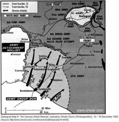 73- Stalingrad - Seul le vent en reviendra ( 4eme partie ).