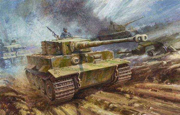 107 - Composition et effectifs des Grandes Unités Soviétiques et Allemandes en 1945 au 1er janvier.
