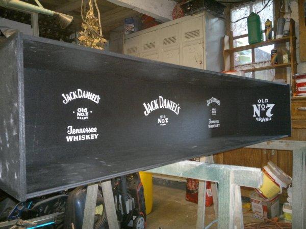 meuble tag re jack daniel 39 s biloute vs repta by