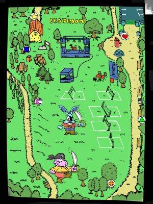 Carte de la chasse au tresor du festivital 2008 bienvenue dans mon univers artistique - Carte chasse au tresor ...
