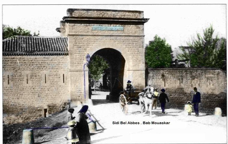 """Les """"5"""" portes de Sidi Bel Abbes"""