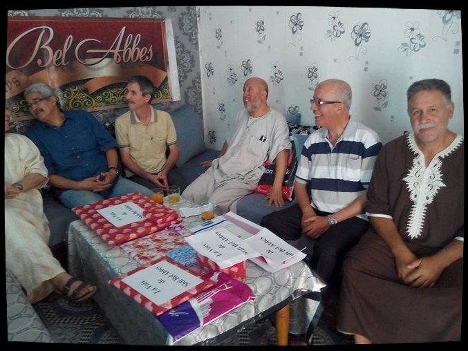 Une Bessma chez Sennour Abdelkader d�ssine un sourire.