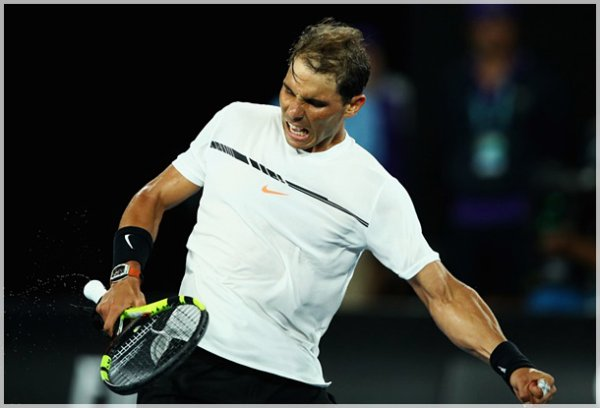 Australian Open / Deuxième tour