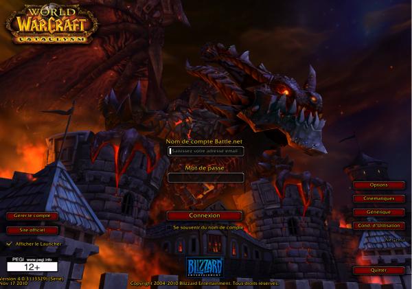 World Of Warcraft !