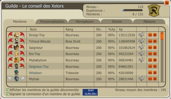 Lancement des captures Kolosso / Glource.
