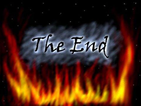 Fin du Blog et Fin de l'aventure.