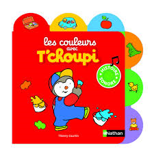 LIVRES SONORES T'CHOUPI