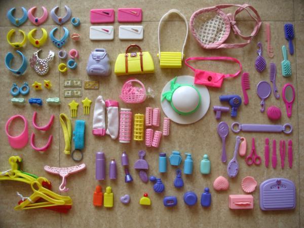 Maison de r ve barbie accessoires salle de bain a vendre - Barbie la maison de reve ...