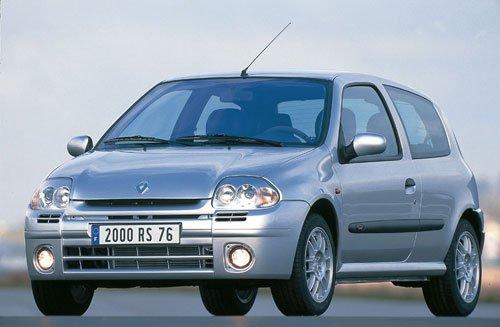 Essai de la Renault Clio Renault Sport 2.0 16V du 14 d�cembre 1999