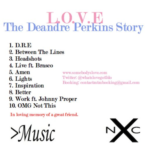 MIXTAPE: L.O.V.E. - The Deandre Perkins Story
