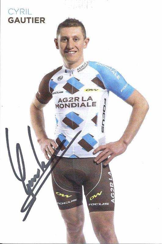 Cyril Gautier