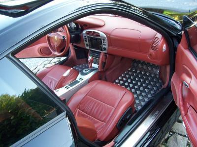 Porsche 996 full gt3 club sport dream porsche996 for Interieur 996