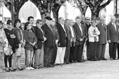 Dimanche 25 septembre avait lieu la journ�e nationale d�di�e � ces combattants d'Alg�rie...