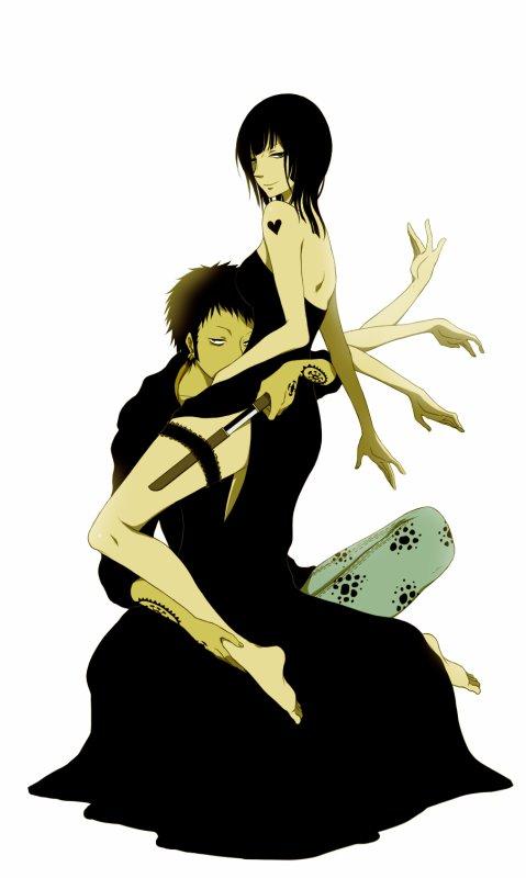 L'amour de Zorro d�couvert par Sanji, le masque tombe !