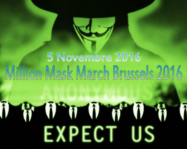 Million Mask March 2016