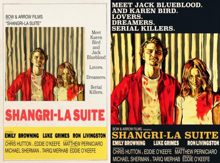 Resultado de imagem para Shangri-La Suite movie