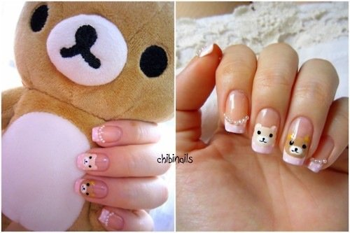 Ongles Kawaii Ongles Kawaii Ongles Kawaii