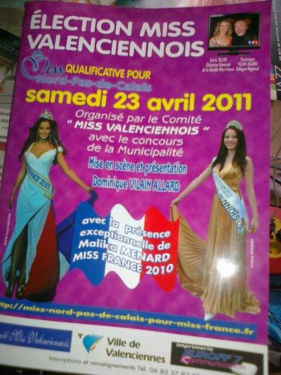 Election miss valenciennois 2011 blog de remy590000 for Lariviere valenciennes
