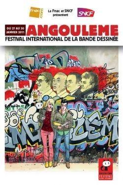 Festival de la BD d'Angoulême 2011