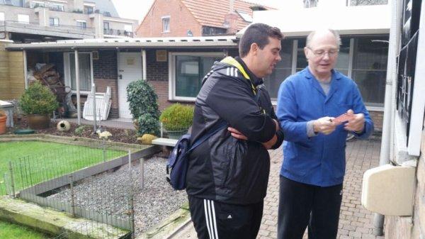 Viaje a belgica 2014