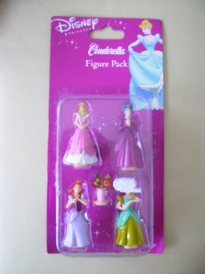 Figurine de collection Cendrillon en robe de mariée