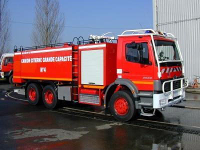 Ccgc Pompiers Francais L Univers Des Vehicules De Pompiers