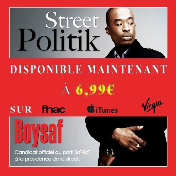 Street Politik Vol.1 disponible maintenant en téléchargement !