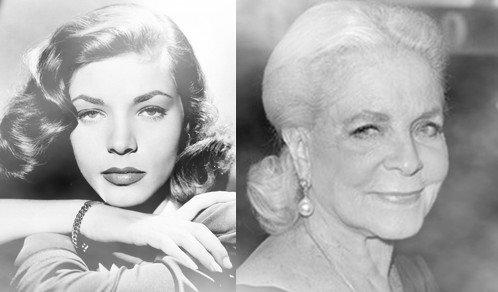 Hommage a Lauren Bacall !