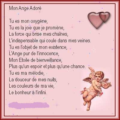 Poeme Pour Tonton Que Jaime