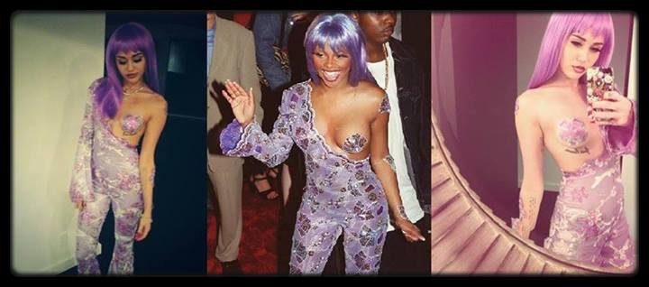 Chris Brown et Karrueche Tran PHOTO / Miley Cyrus d�guis�e en Lil' Kim pour Halloween PHOTO / Swizz Beatz et ses gar�ons PHOTO / Le petit Sebastian (fils de Wiz Khalifa et Amber Rose) PHOTO / Chris Brown entre en cure de d�sintox apr�s ses derni�res frasques / R. Kelly envoie un sosie chanter � sa place en concert
