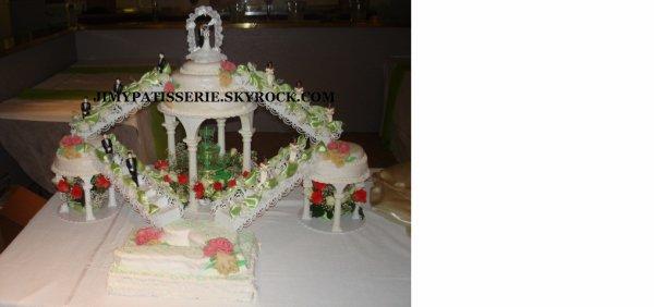 octobre 2009. gâteau fourré de confiture de goyave et recouvert de ...