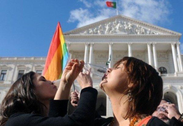 Portugal : Le Parlement autorise l'adoption par les couples homosexuels